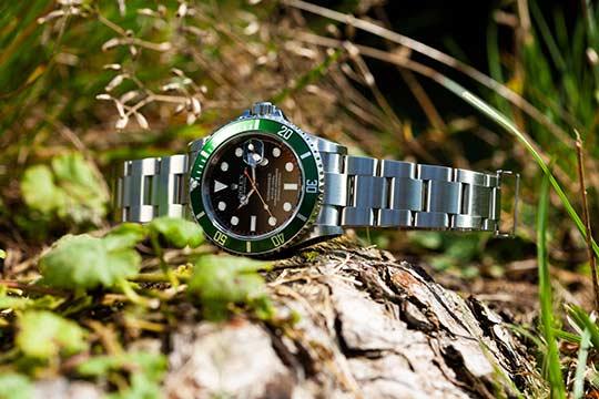 Rolex-Uhr in Brandenburg verkaufen im Ankauf