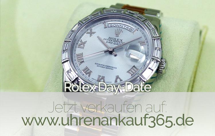 Rolex Day-Date Ankauf