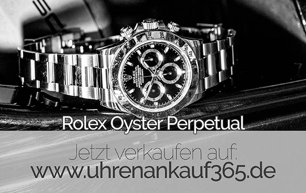 Ankauf Rolex Oyster Perpetual