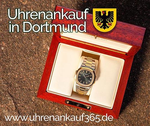 Uhrenankauf in Dortmund