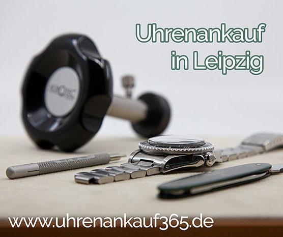 Uhrenankauf in Leipzig