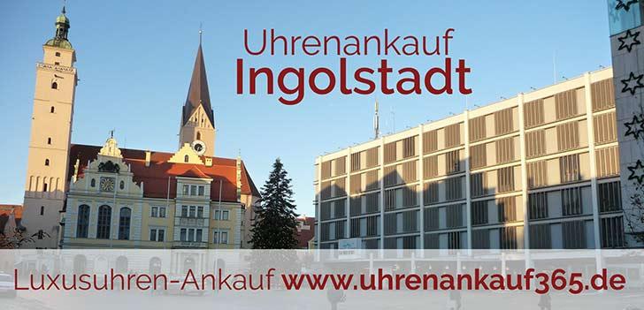 Innenstadt von Ingolstadt