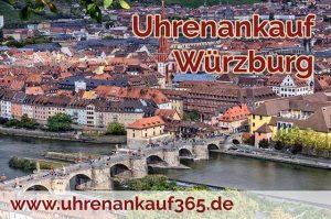 Altstadt von Würzburg von oben (Luftaufnahme)