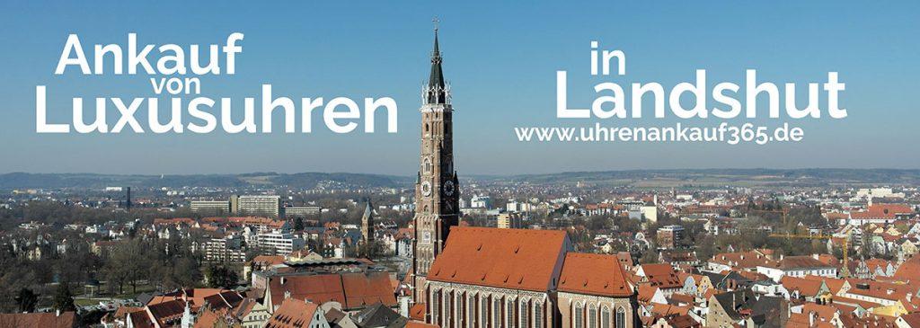 Ankauf von Luxusuhren in Landshut