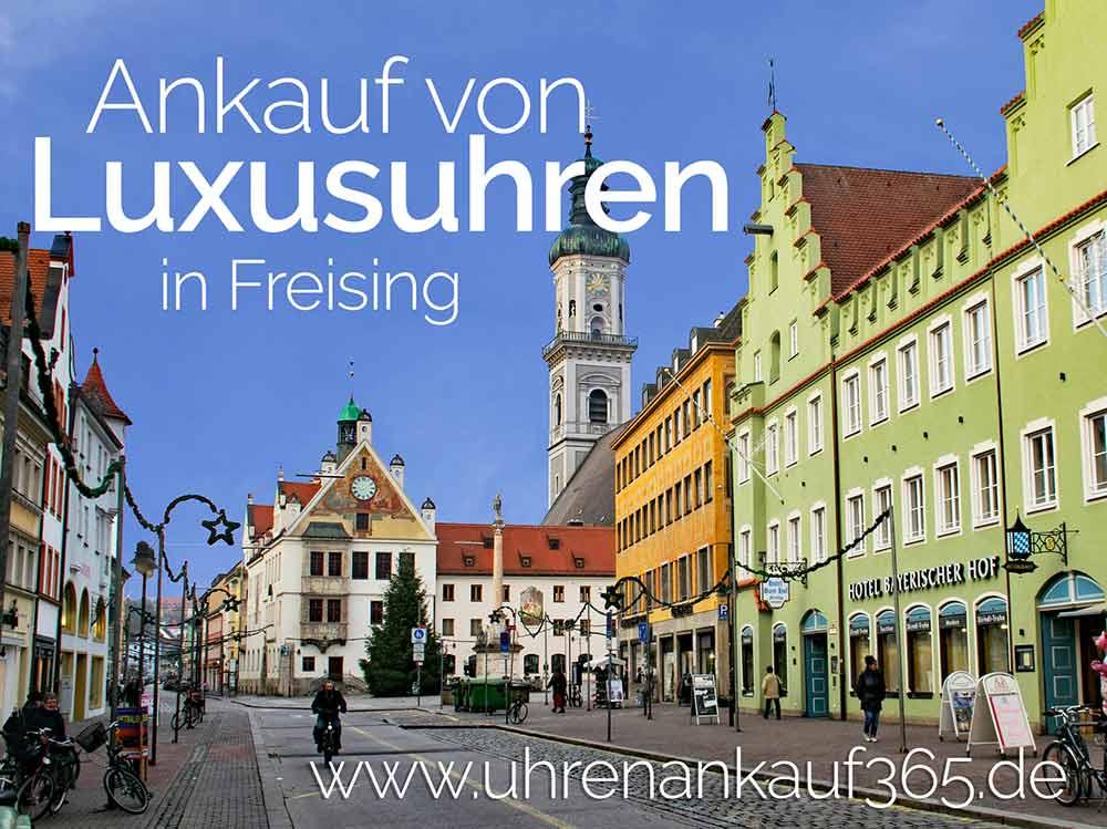 Ankauf von Luxusuhren in Freising
