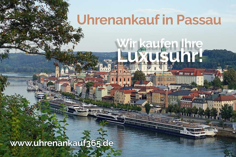 Ankauf von Luxusuhren in Passau